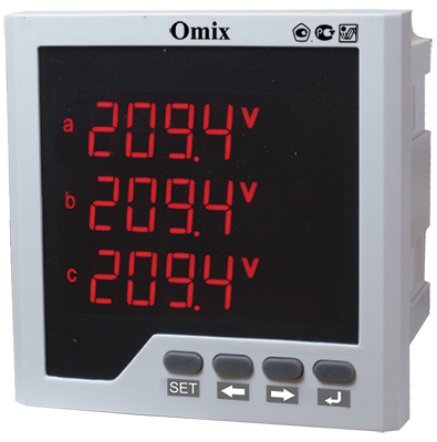 Omix P99-ML-3-0.5-RS485